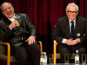 Paul Schrader and Martin Scorsese