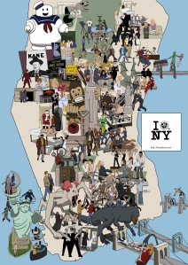NYC Movie Map