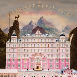 grand budapest hotel score