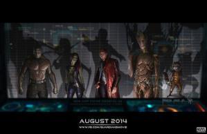 Guardians 2014-list