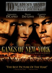 gangs of ny poster