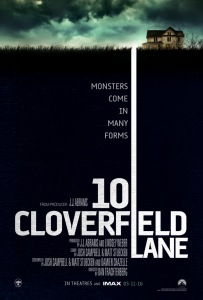 '10 Cloverfield Lane' 2016