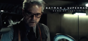 Jeremy Irons as Alfred