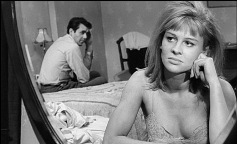 julie christie and dirk b in darling