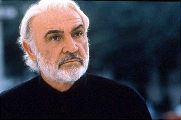 sean connery forrester