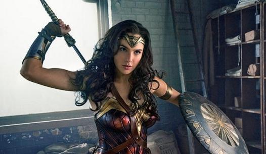 Wonder Woman (2017)Gal Gadot
