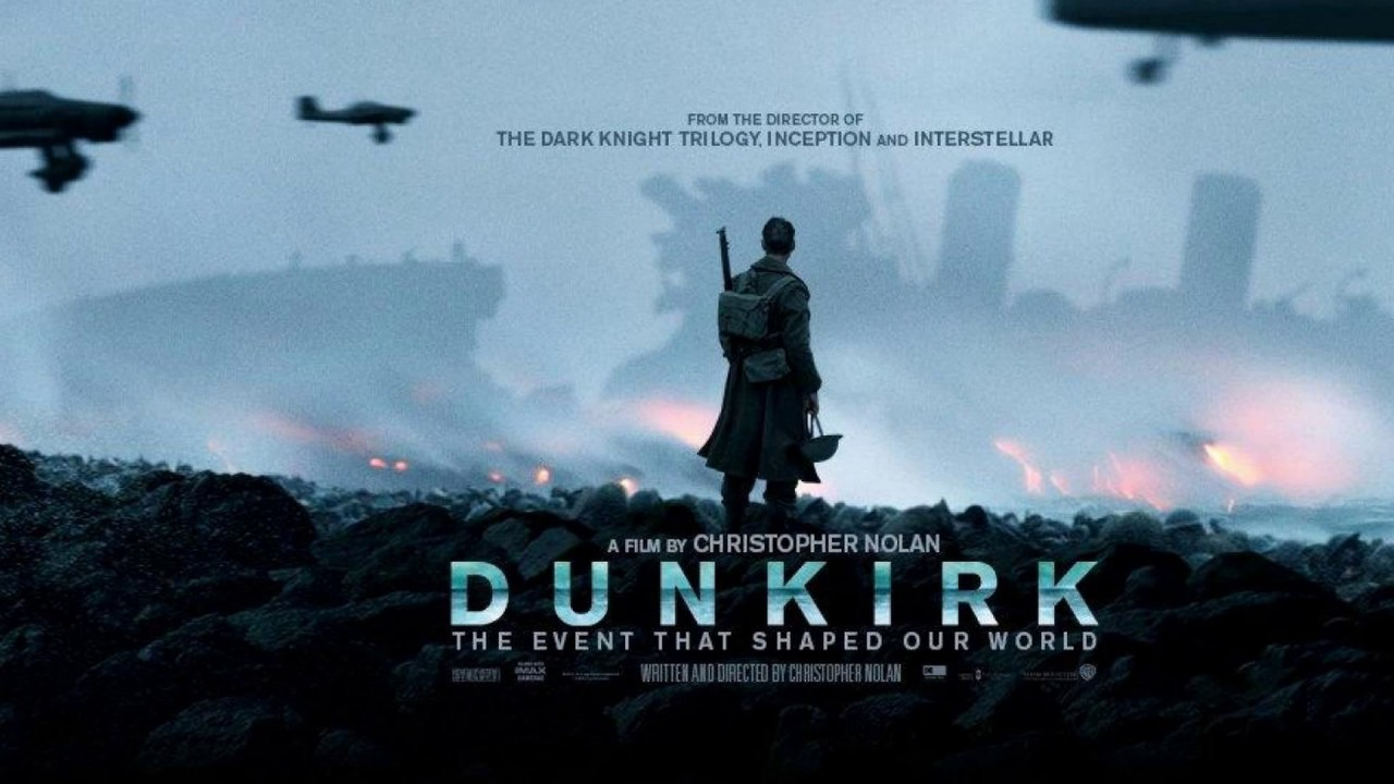 Christopher Nolan Goes to War in 'Dunkirk' and Makes One of