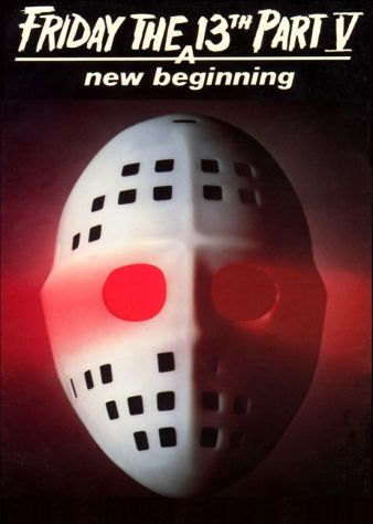 Friday the 13th A New Beginning poster