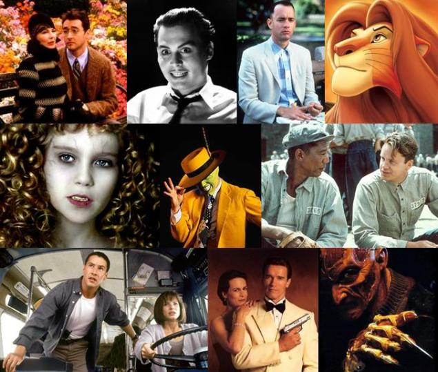 1994 Ten Favorites